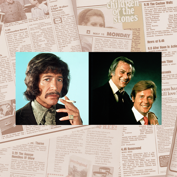 Fifty Years of Jason King and The Persuaders!