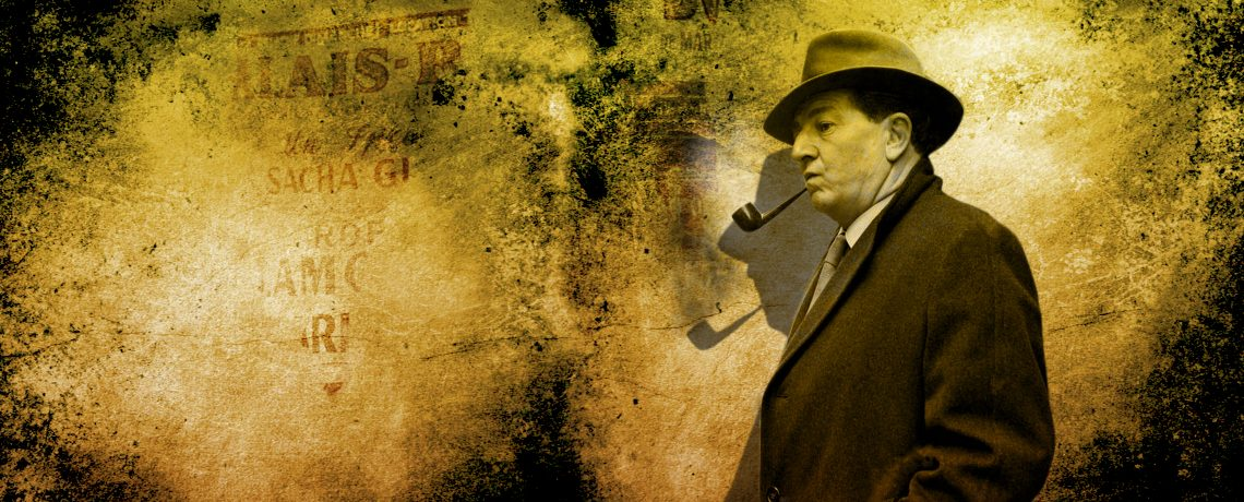 Maigret: The Complete Series [Blu-ray & DVD] | Pre-order