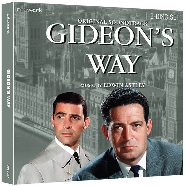 Gideon's Way Original Soundtrack
