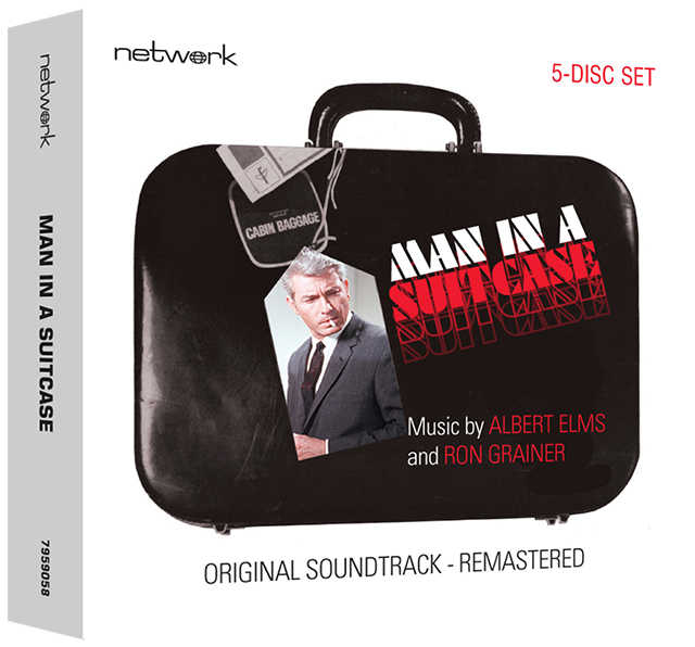 Man in a Suitcase Original Soundtrack Remastered