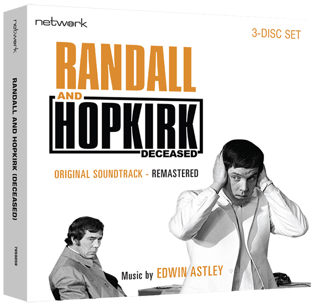 Randall and Hopkirk (Deceased) Original Soundtrack Remastered