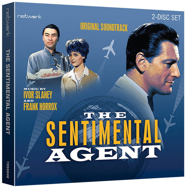 The Sentimental Agent Original Soundtrack